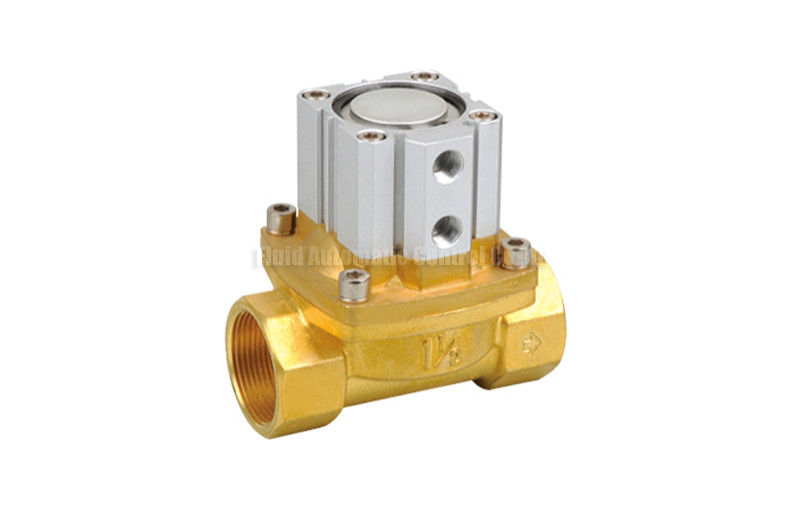 "Air Operated Brass Air control Valve 16-50mm G1/2""~G2"" With PTFE Seal"
